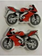 Червени мотори- 65мм-10броя