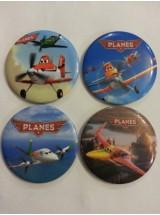 Самолети- големи значки- 10броя