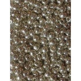 Стъклени мъниста- металик-4мм-50грама