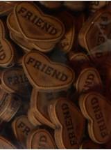 Сърца Friend- 20мм-50грама