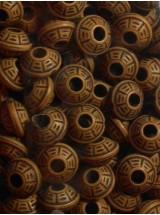 Антични мъниста- 10мм-50грама