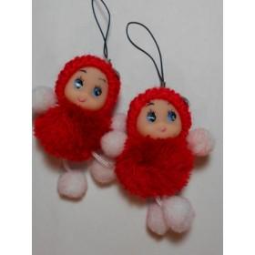Бебета в бяло и червено- цената е за 10броя